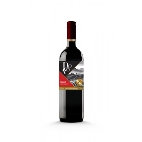 Vinho Do Avô Tinto Suave 750mL