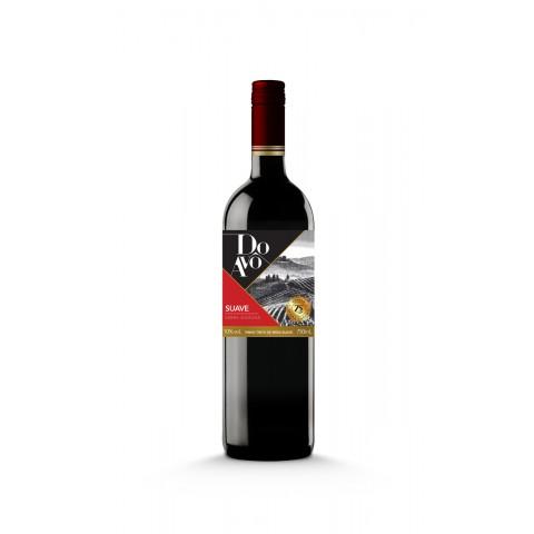 Vinho Do Avô Tinto Suave 750mL